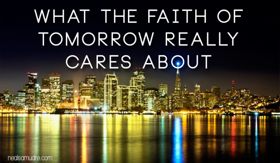 Tomorrow's Faith